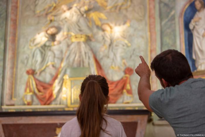 Journées du patrimoine 2019 - Visites flash Site Saint-Sauveur
