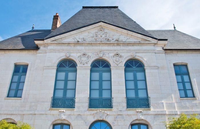 Journées du patrimoine 2020 - Visite libre de la médiathèque Olympe de Gouges