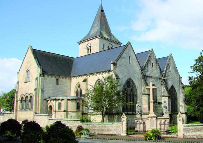 Journées du patrimoine 2020 - Visite libre de l'église Saint-Michel