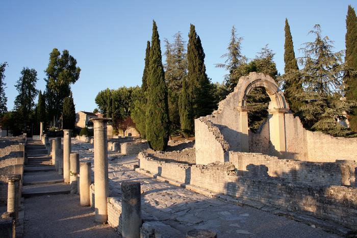 Journées du patrimoine 2020 - Sites antiques de Vaison-la-Romaine