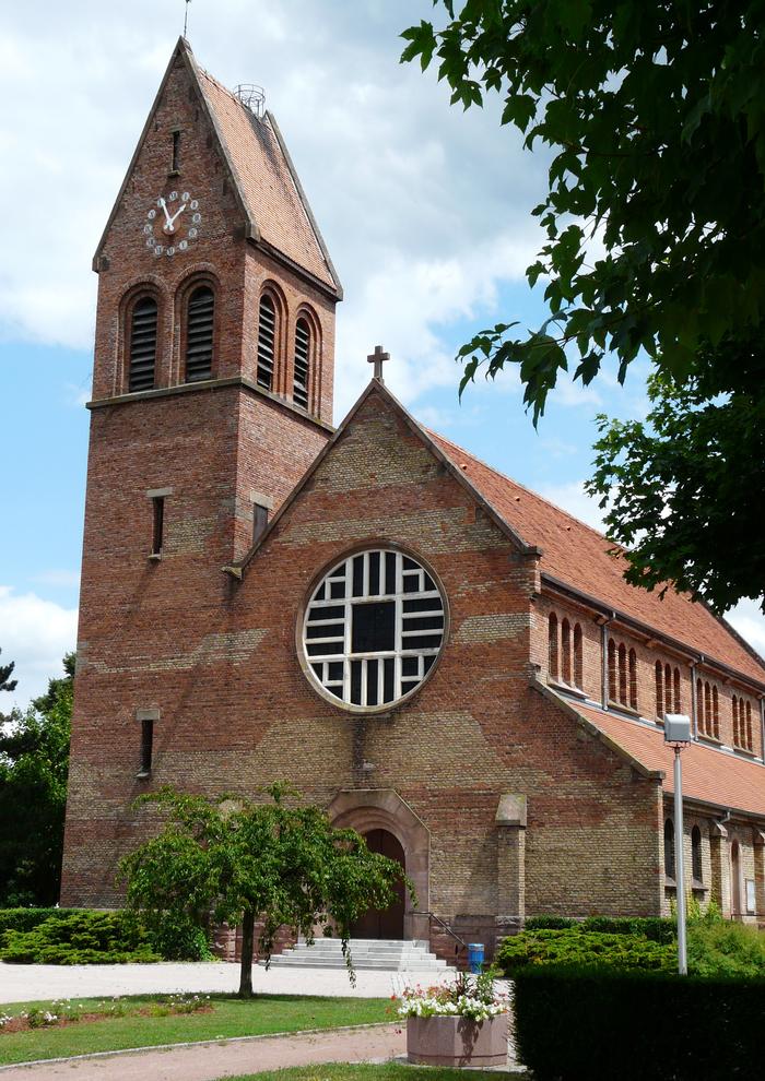 Journées du patrimoine 2019 - Visite guidée de l'église Sainte-Barbe