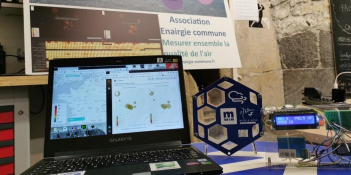 Permanence Enairgie Commune – mesurer la qualité de l'air
