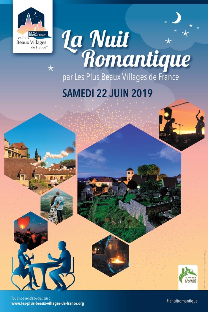 La Nuit Romantique à Turenne