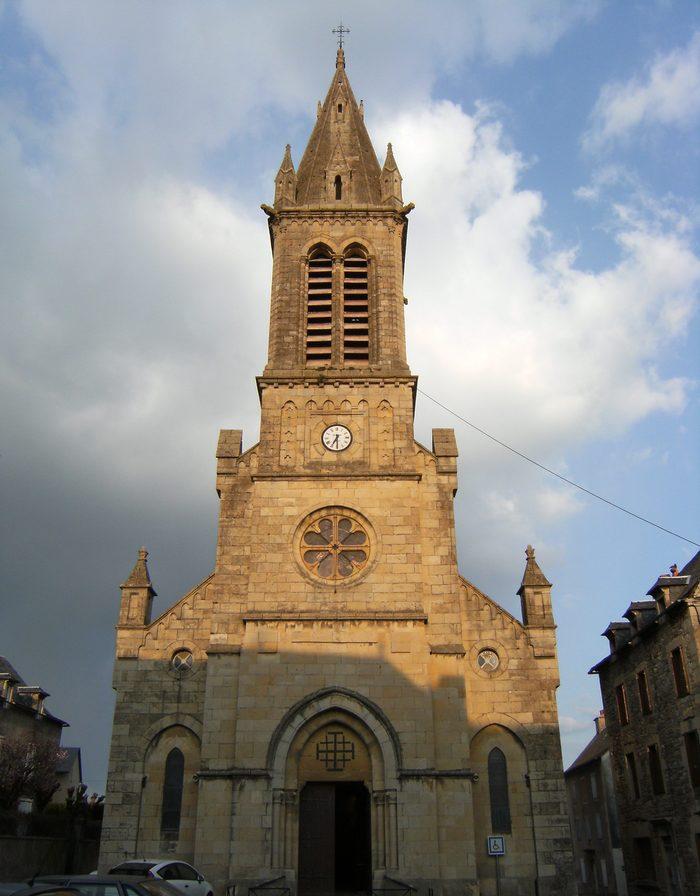 Journées du patrimoine 2020 - Visite libre de l'Eglise Saint Félix de Laissac