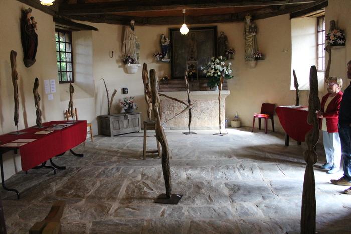 Journées du patrimoine 2020 - L'art investit la chapelle St Barnabé
