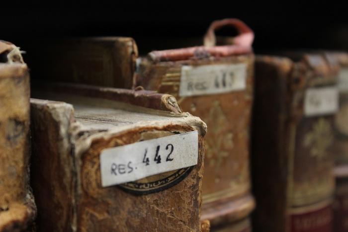 Journées du patrimoine 2019 - Journées européennes du patrimoine à la Bibliothèque de Lettres et Sciences humaines