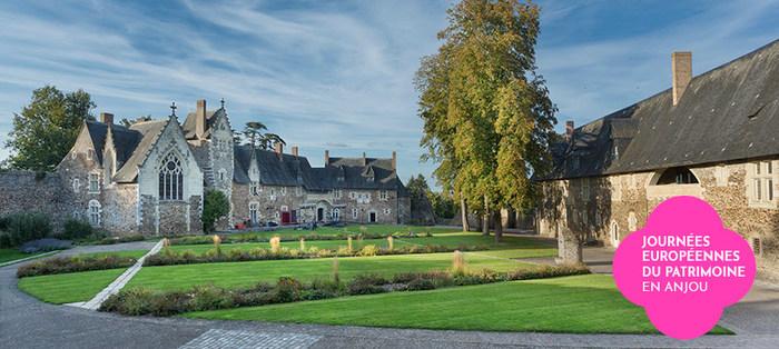 Journées du patrimoine 2019 - Visite du château du Plessis-Macé