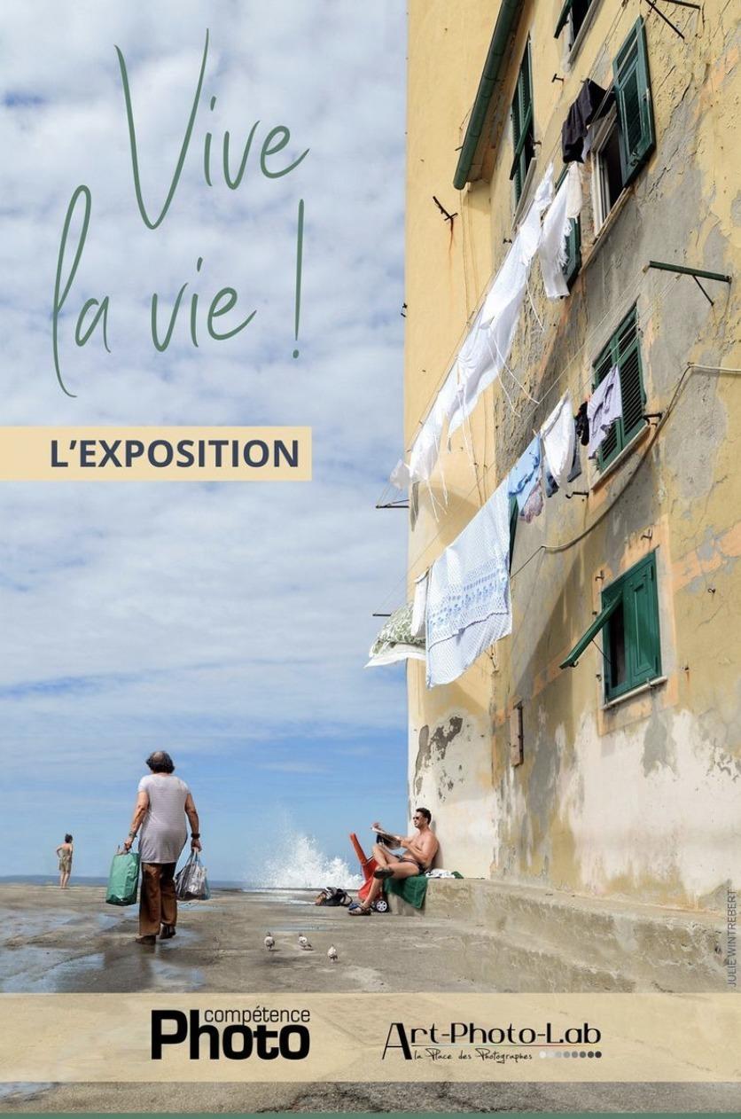 En décembre 2020, face à la grisaille ambiante, le magazine Compétence Photo et le laboratoire professionnel Art Photo Lab s'associent pour lancer un appel à auteurs, intitulé Vive la vie
