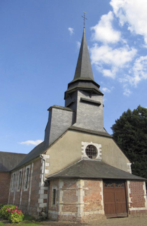 Journées du patrimoine 2020 - Visite guidée de l'église Saint-Denis de Bosguérard