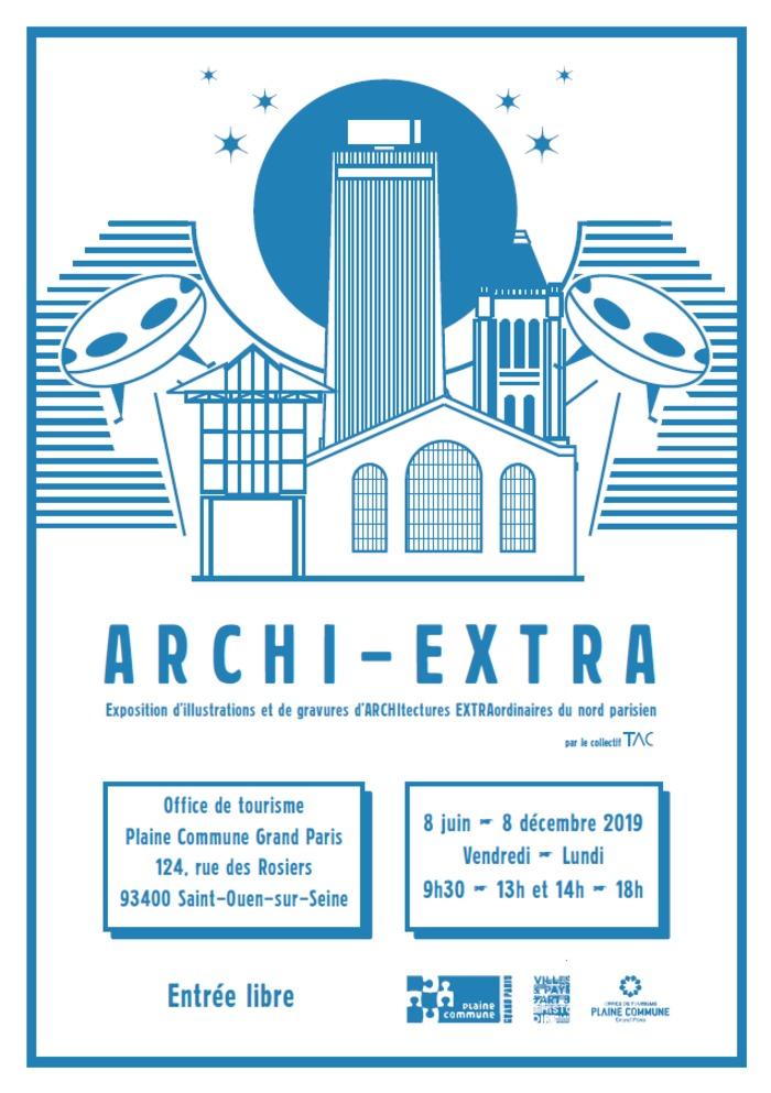 Journées du patrimoine 2019 - Archi-Extra