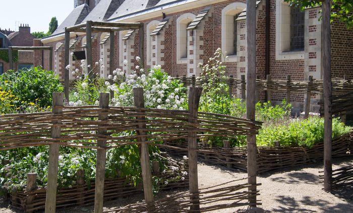 Nuit des musées 2019 -Découverte des jardins monastiques