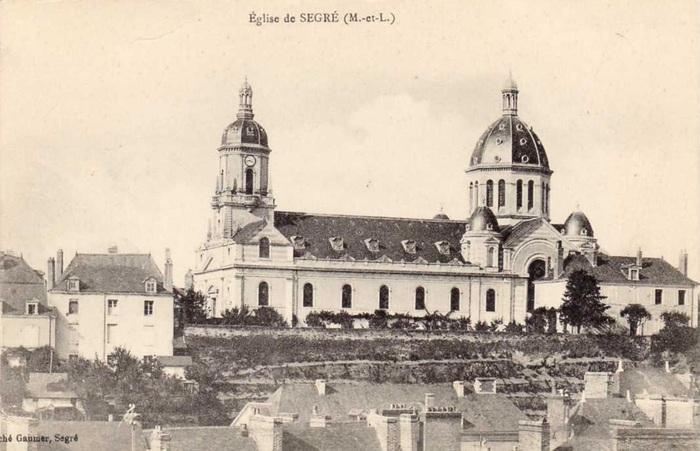 Journées du patrimoine 2020 - Visite guidée de la ville de Segré