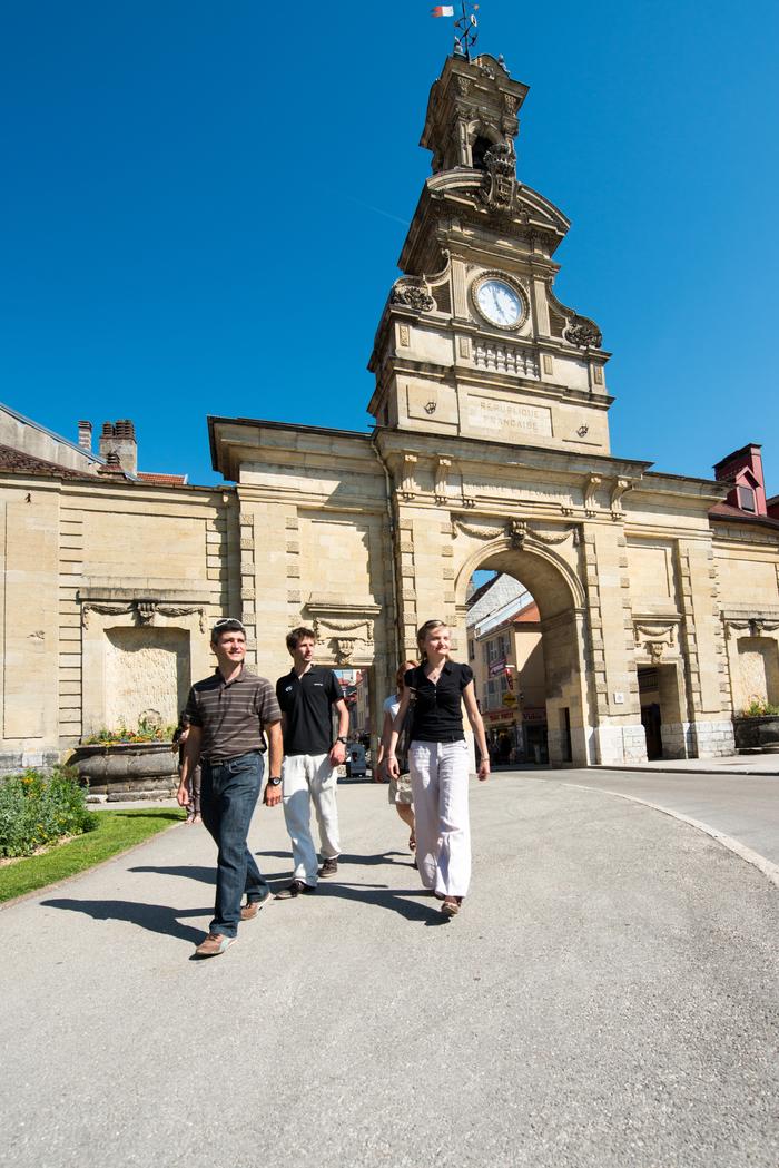 Journées du patrimoine 2019 - Visite commentée de Pontarlier