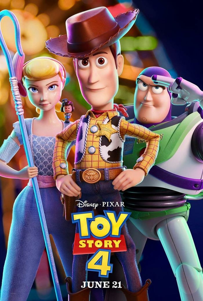 Toy Story 4, de  Josh Cooley