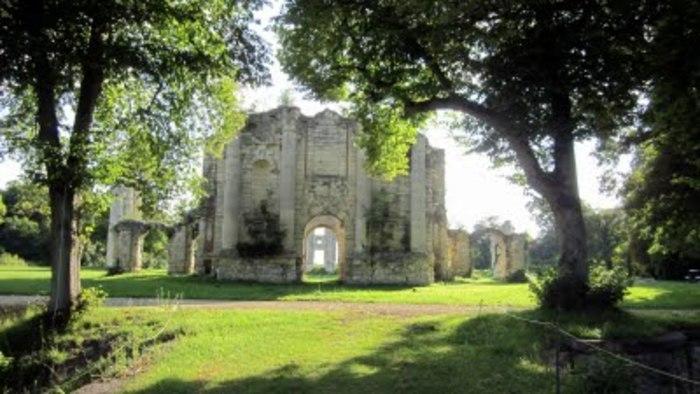 Journées du patrimoine 2020 - Visite libre du parc et des vestiges du Château Royal de Montceaux les Meaux