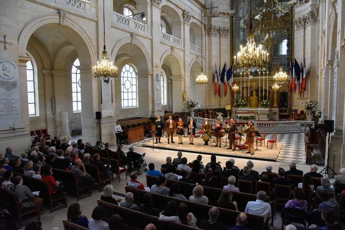 Journées du patrimoine 2020 - Concert de la Musique de l'Air