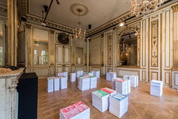 Nuit des musées 2019 -Parsons Paris 2019, Graduation Exhibition