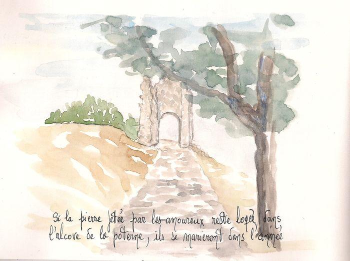 Journées du patrimoine 2019 - Visite de la Chapelle de Notre Dame du Château