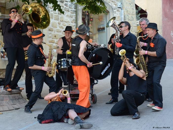Fête de la musique 2019 - Déambulation - Brass Koulé / Mudanza / Brass Timber / La Quadra de Viagem Samba