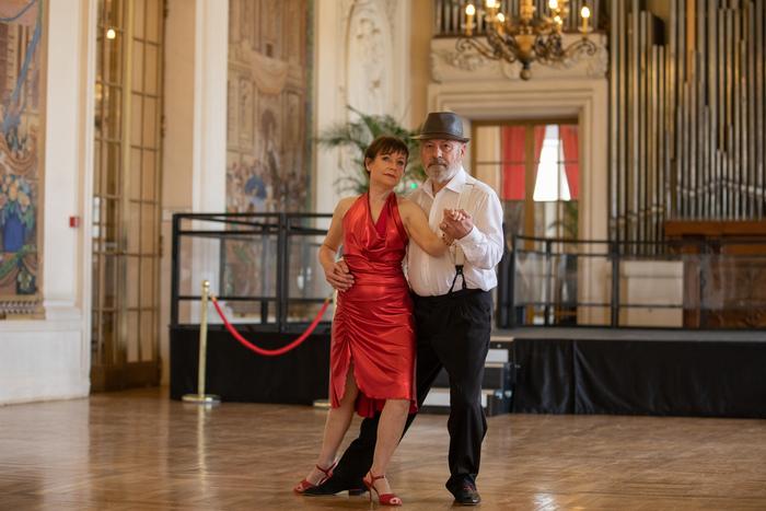 Journées du patrimoine 2020 - Module d'initiation au tango argentin