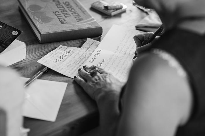 Journées du patrimoine 2020 - Ecrire comme à l'école d'autrefois