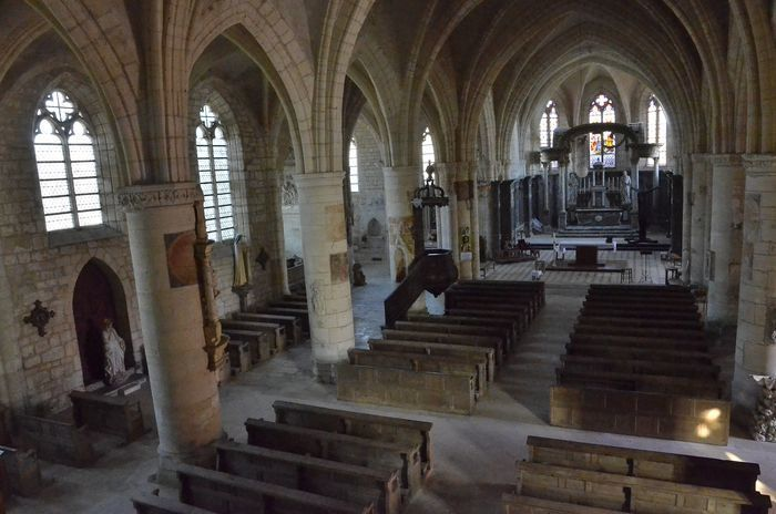 Journées du patrimoine 2020 - Visite libre ou guidée de l'église Notre-Dame de Bonne-Garde