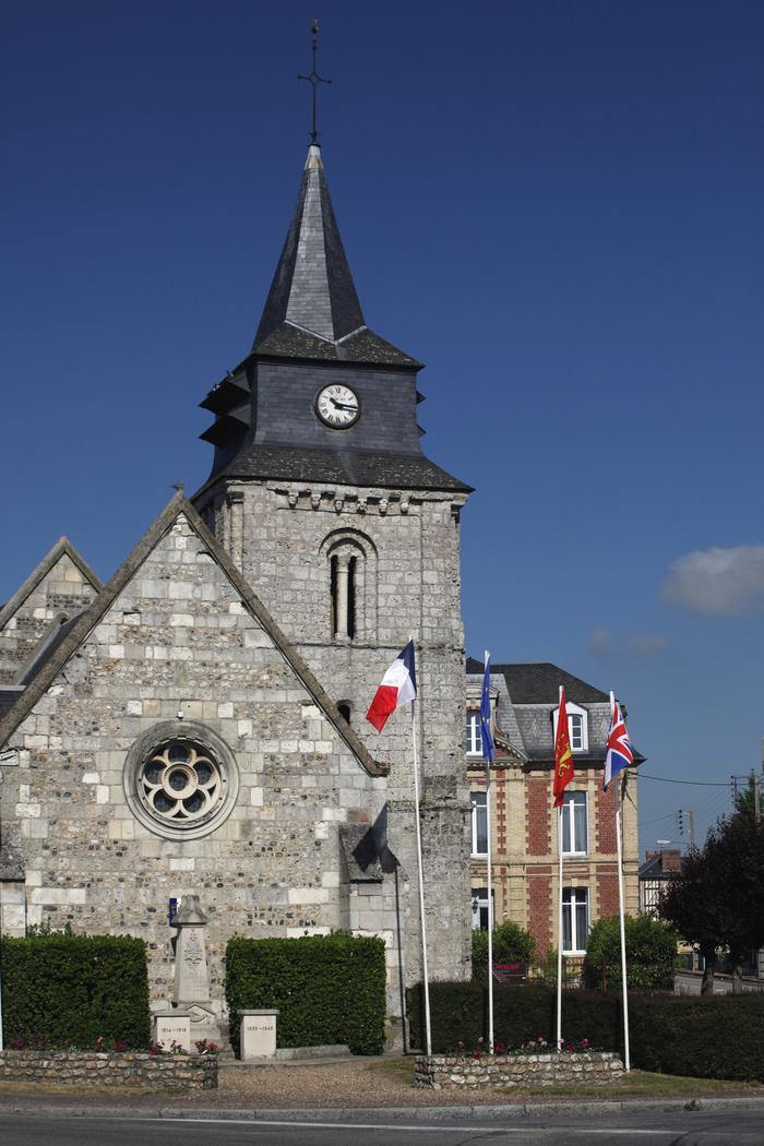 Journées du patrimoine 2019 - Visite libre de l'église Saint-Maclou