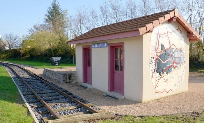 Journées du patrimoine 2020 - Visite libre de la gare des tramways
