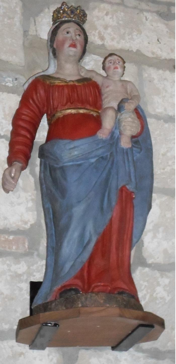Journées du patrimoine 2019 - Visite guidée de l'église et de ses œuvres restaurées