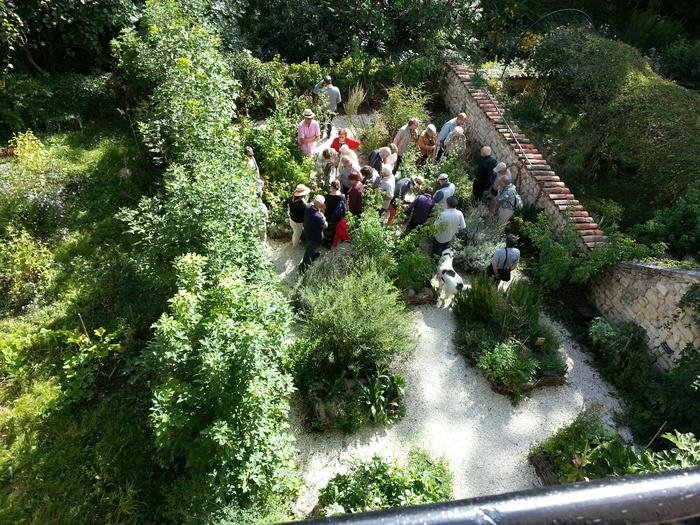 Journées du patrimoine 2020 - Visite du jardin médiéval