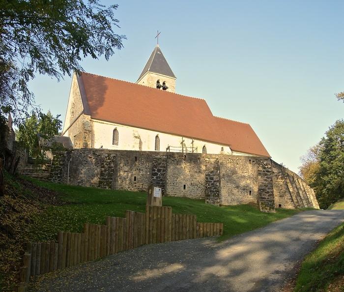 Journées du patrimoine 2020 - Visite de l'église de Lévis-Saint-Nom