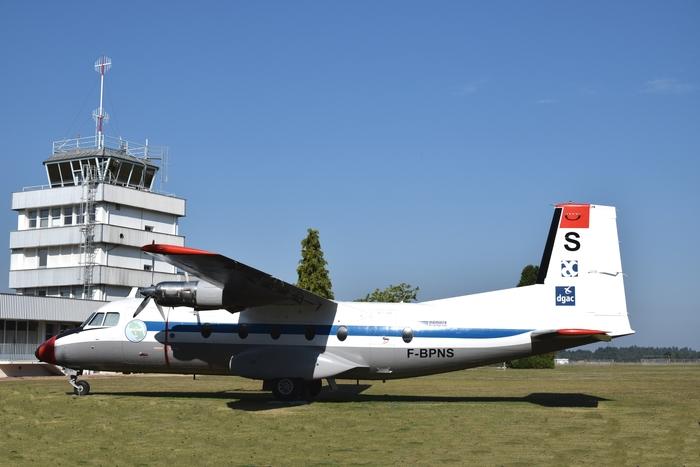 Journées du patrimoine 2019 - Visite du musée de l'École des pilotes de ligne de Saint-Yan