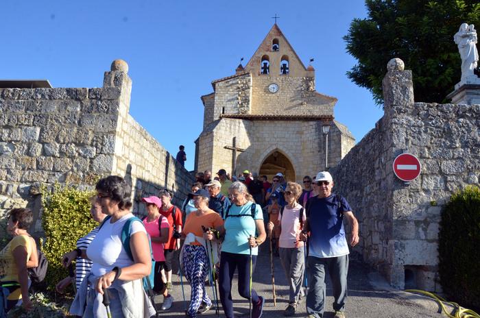Journées du patrimoine 2019 - Randonnée contée à Maubec