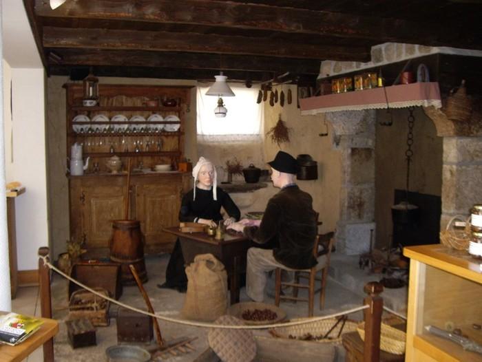Journées du patrimoine 2019 - Porte ouverte de la maison du châtaignier