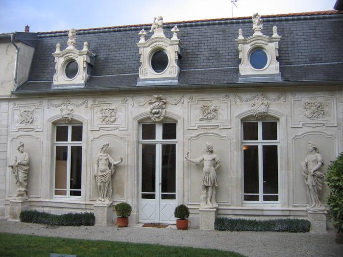 Journées du patrimoine 2019 - Centre historique de Neufchâteau - Visite de la maison des Goncourt