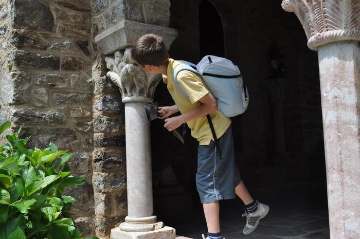 Journées du patrimoine 2020 - Visite guidée de l'abbaye pour les scolaires (écoles primaires, collèges et lycées)