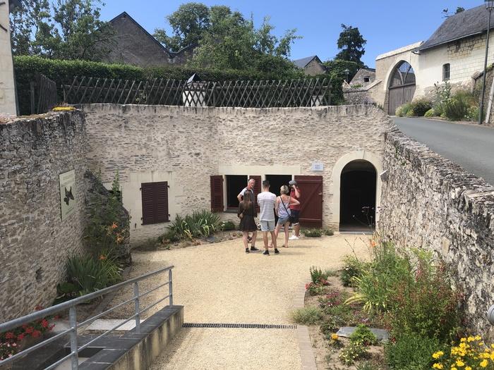 Journées du patrimoine 2020 - Visites des caves troglodytes