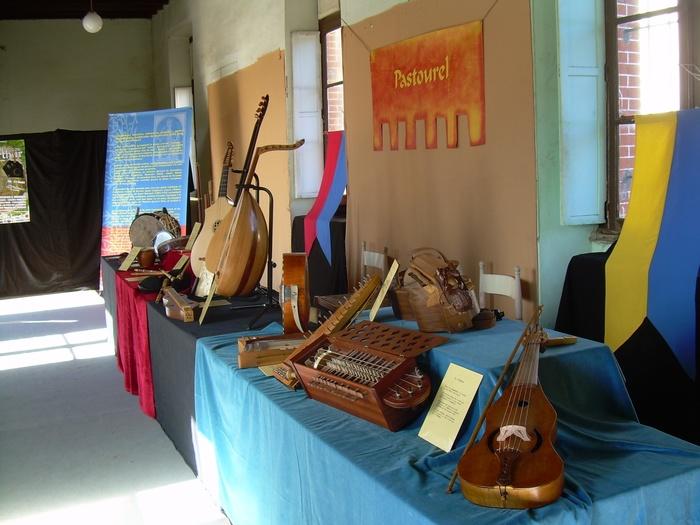 Journées du patrimoine 2020 - Exposition d'instruments anciens