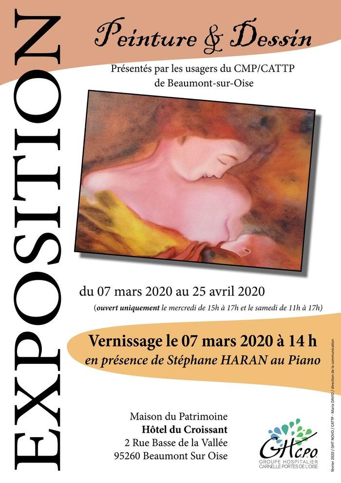 Journées du patrimoine 2020 - Exposition peinture et dessin