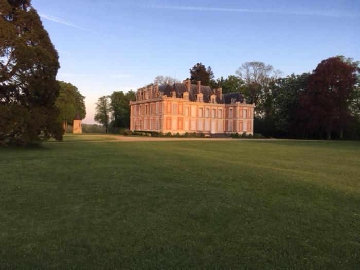Journées du patrimoine 2019 - Visite guidée des extérieurs et du parc du château des Chaises