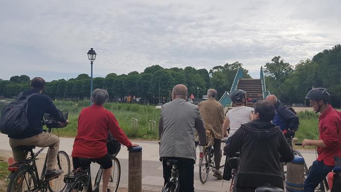 Journées du patrimoine 2019 - Vélo visite