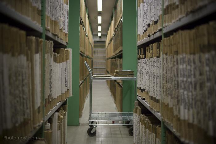 Journées du patrimoine 2019 - Visites guidées des coulisses des Archives départementales