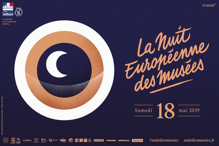 Nuit des musées 2019 -Visite libre du bureau d'Aimé Césaire