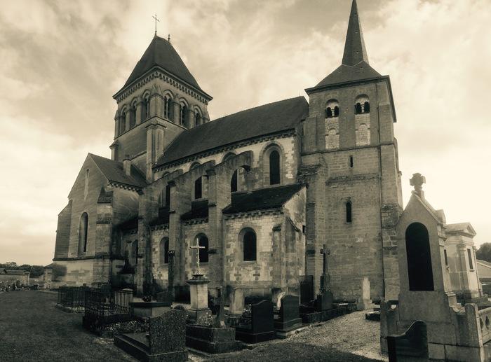 Journées du patrimoine 2019 - Visite de l'église de Lavannes