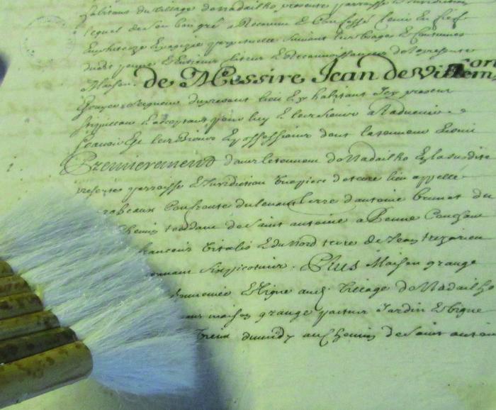 Journées du patrimoine 2020 - Découverte des Archives départementales