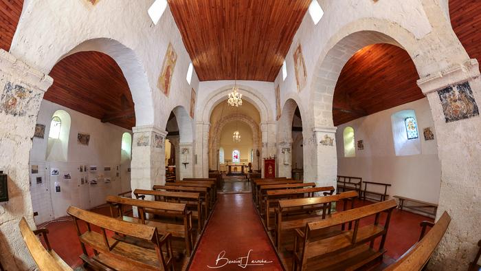 Journées du patrimoine 2019 - Visite de l'église Saint-Hubert de Mancy