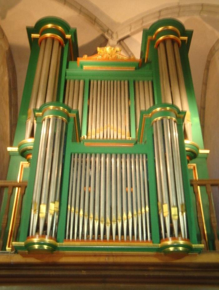 Journées du patrimoine 2020 - Présentation et audition de l'orgue de Guéret !