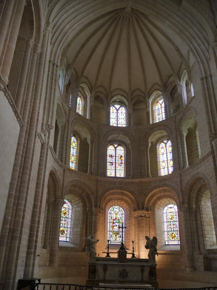Journées du patrimoine 2019 - Visite libre de l'abbaye Saint-Vigor