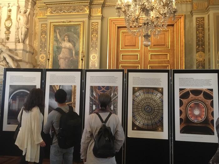 Journées du patrimoine 2020 - Stand Patrimoine à l'Hôtel de Ville de Paris