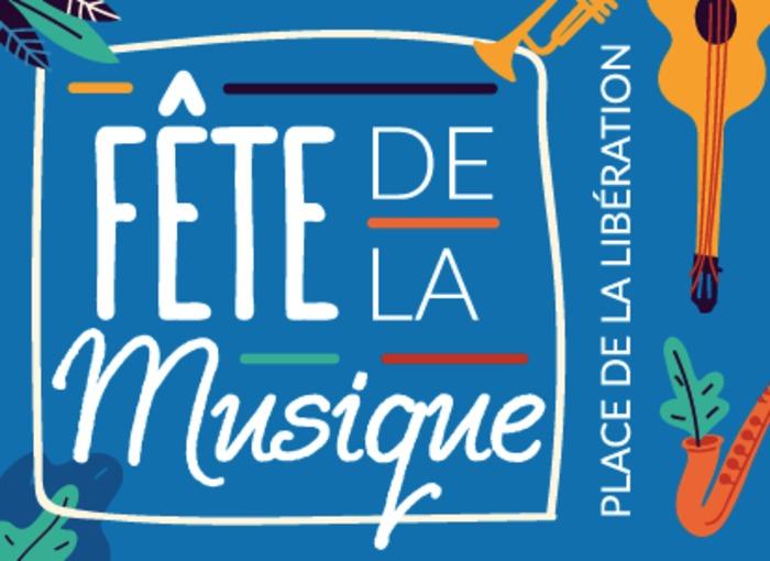 Fête de la musique 2019 - Scène ouverte aux amateurs
